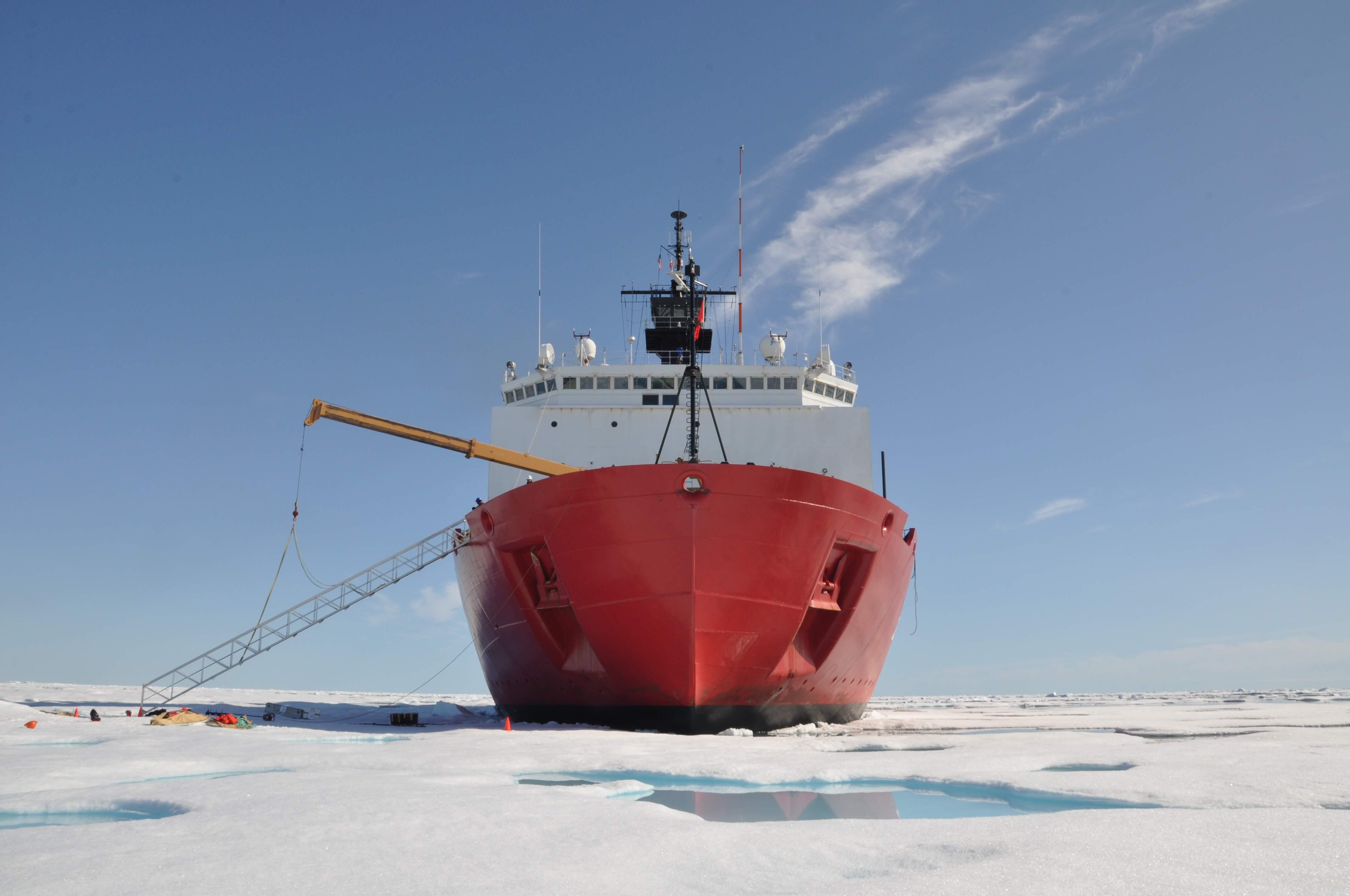 Ship Bow | Dartmouth IGERT - Polar Environmental Change