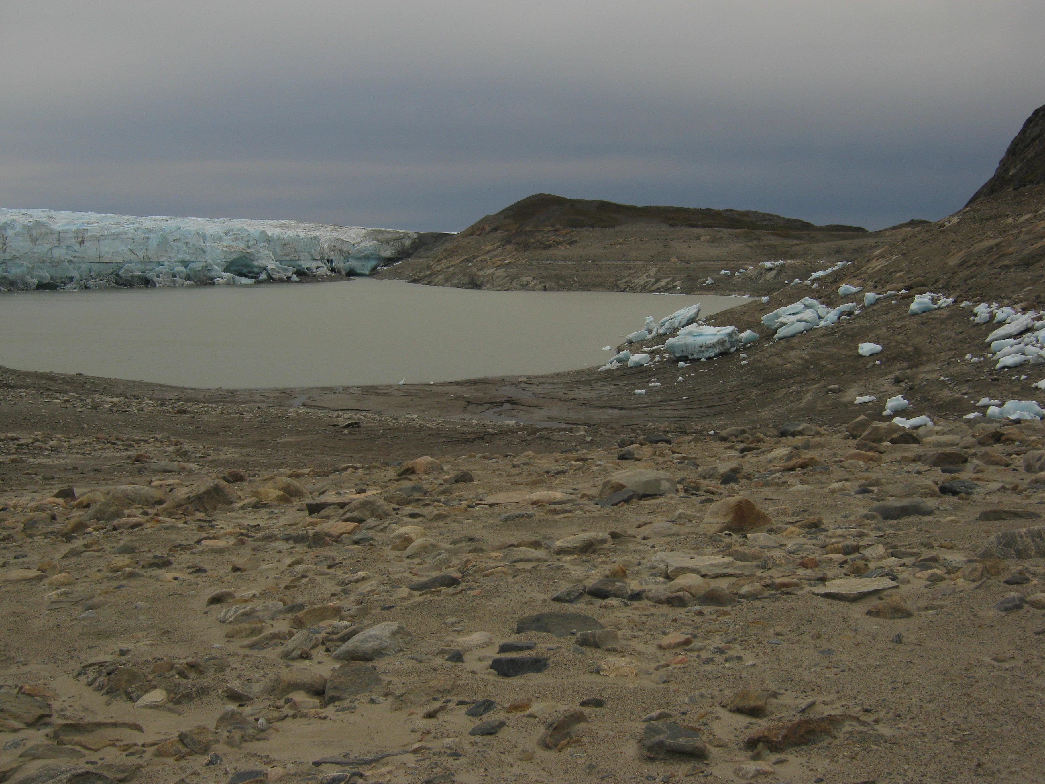 Ice Dam Break in Kangerlussuaq | Dartmouth IGERT - Polar