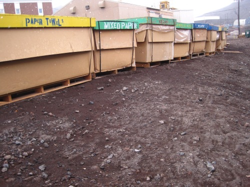 Numerous options for waste disposal in McMurdo