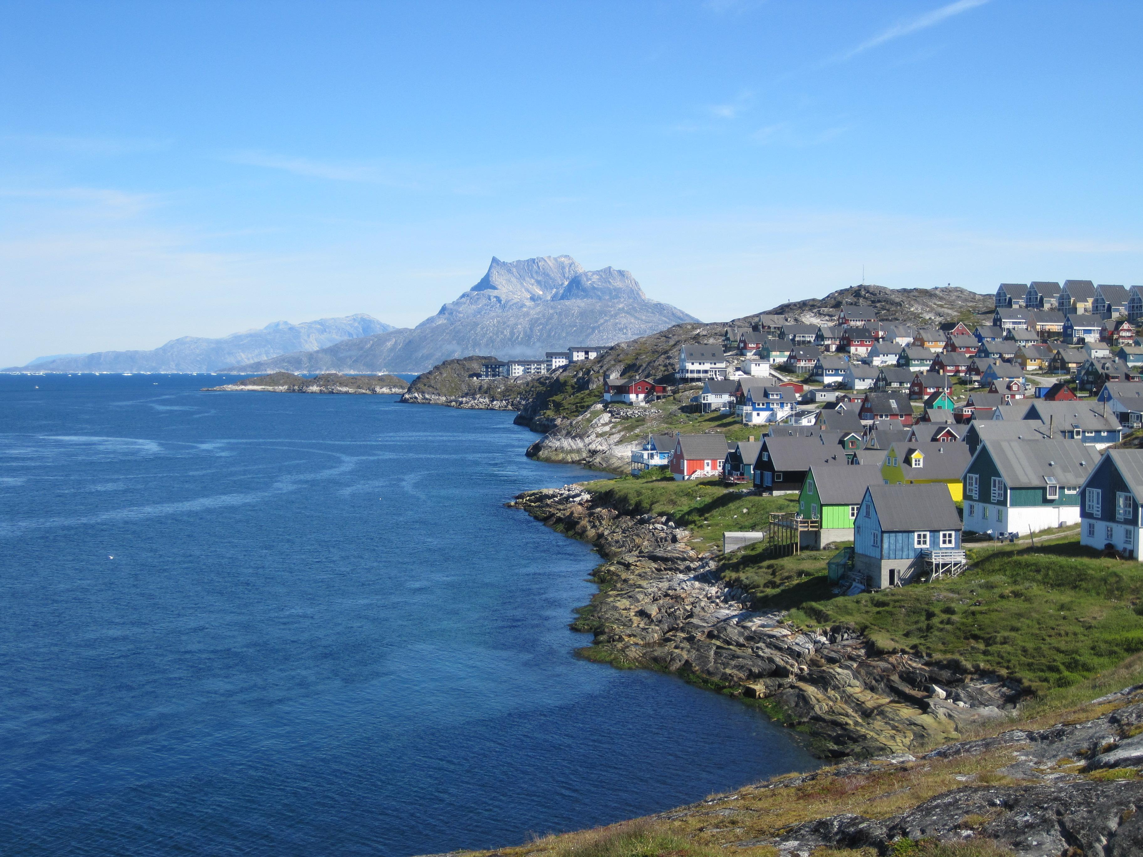 Nuuk   Dartmouth IGERT - Polar Environmental Change