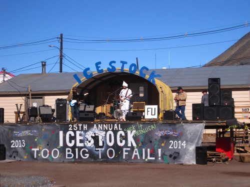 The 25th Annual Icestock: Too Big to Fail!